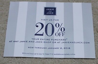 photograph regarding Crazy 8 Printable Coupon called Janie and jack discount coupons oct 2018 : Totally free coupon codes devoid of