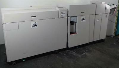 Xerox XJA-1 Square Fold Bookletmaker for Parts or Repair