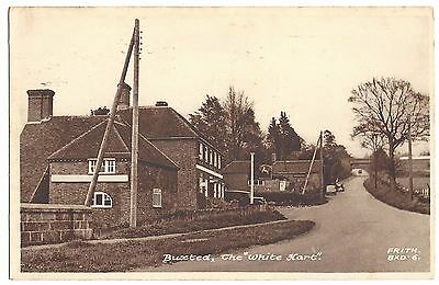 East Sussex BUXTED The White Hart by Frith