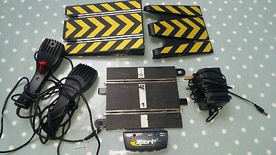 scalextric sport track powerbase and controllers