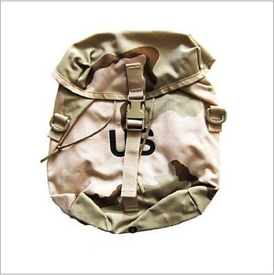 Specialty Defense Systems Molle Sustainment Pouch, Desert Camouflage DCU Pattern
