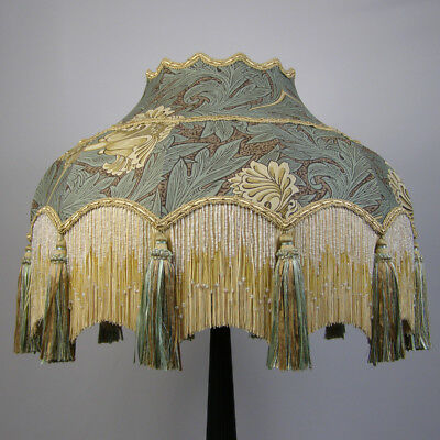 Victorian Vintage Traditional Period Style Standard Lampshade
