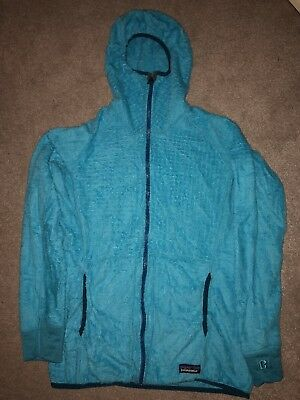 Patagonia R3 Reversible Hoody woman's 12-14 backcountry skiing mountaineering