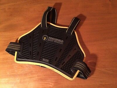 Forcefield chest protector