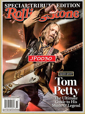 Rolling Stone Special Collector's 2017, Tom Petty 1950-2017, Brand New/Sealed