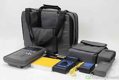 Fluke 683 Enterprise Lanmeter with Remote and Accessories