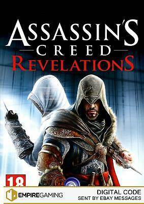 Assassin's Creed Revelations PC (Uplay Download Key)