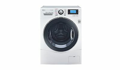 LG WD1410SBW 10kg Front Load Washing Machine with TrueSteam®
