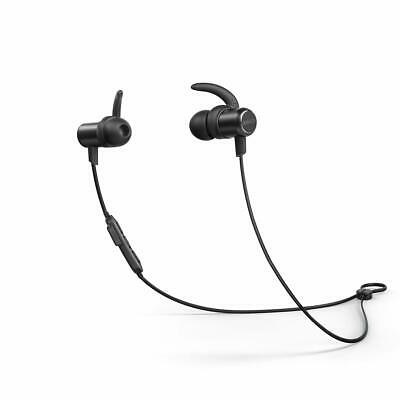 Anker SoundBuds Slim Wireless Headphones Bluetooth 4.1 Lightweight Stereo IPX4