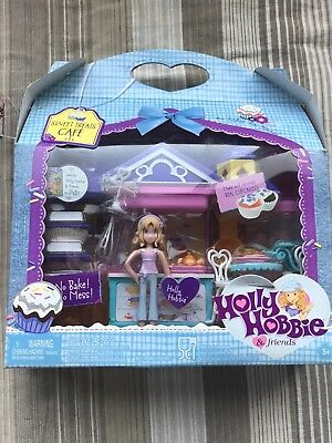Holly Hobbie & Friends Sweet Treats Cafe 2008 NRFB