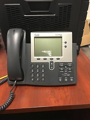 Cisco 7940 Unified IP VoIP Handset Model
