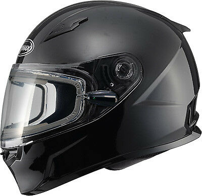 GMAX G4490029 FF49 Solid Color Snow Helmet w/Electric Shield