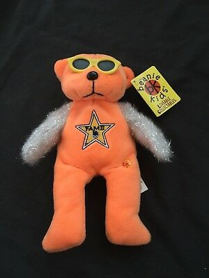 Beanie Kids Fame the Movie Star Bear