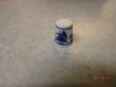 Denmark Collector Thimble, B & G, Pristine