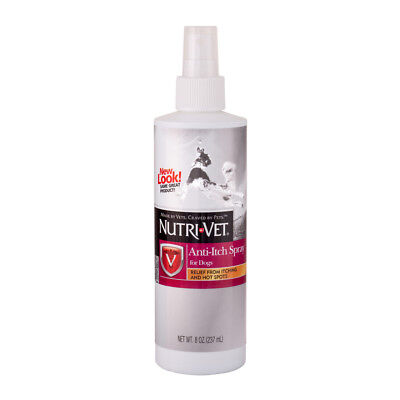 Anti-Itch Dog Spray Immediate relief from Skin Itching & Hot Spots 8oz USA Made
