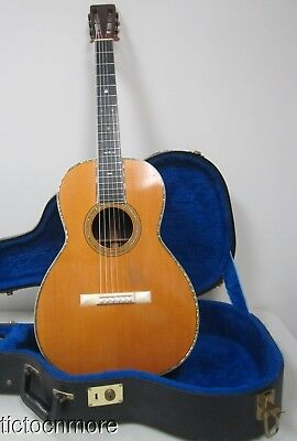 OLD CF MARTIN  MODEL O42 AUDITORIUM ACCOUSTIC GUITAR SERAIL 11219 EARLY 1900s