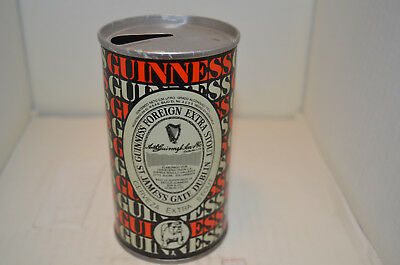 Guiness Foreign Extra Stout Beer Can-St. James's Gate-Dublin, Ireland