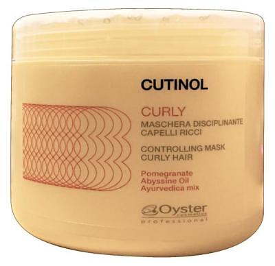 CUTINOL Curly professionelles lockiges Haar Maske 500 ml.