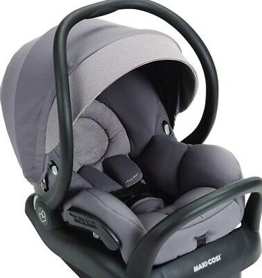 Maxi Cosi Micro 30 Replacement Pads And Canopy Grey Gravel Infant Car Seat
