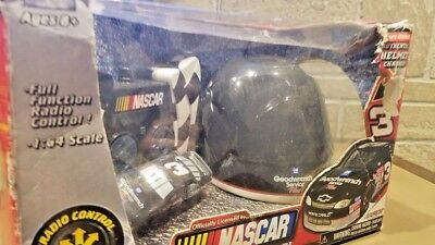 Dale Earnhardt #3 Chevy 1:64 Radio Control Car Road Champs GM Goodwrench NASCAR