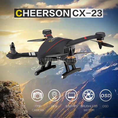 CHEERSON CX-23 CHEER RC Quadcopter Drone RTF 5.8G FPV 2MP Camera / GPS Toy Gifts