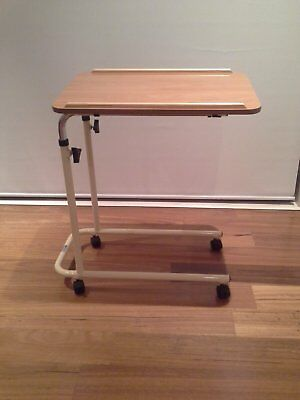 Overbed Portable table