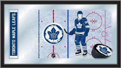 Toronto Maple Leafs Game Day Mirror Art Decoration