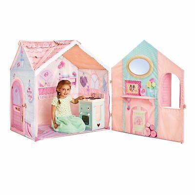 dream town rose petal cottage and cooker,playhouse,set,toy kitchen bundle