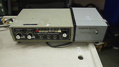 Global Specialties:105-4001 Pulse Generator with Inverted Output Module