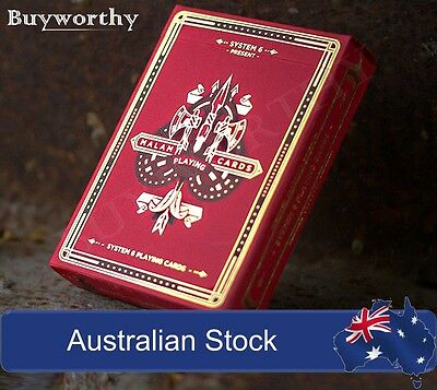Malam Playing Cards Deluxe Limited Edition Deck Native American Brand New