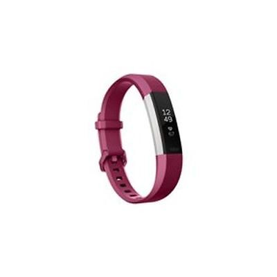 Fitbit high HR Wristband activity tracker OLED Wireless Fuchsia,Stai