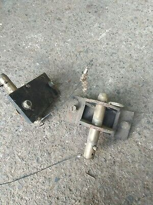 Pin tow hitch