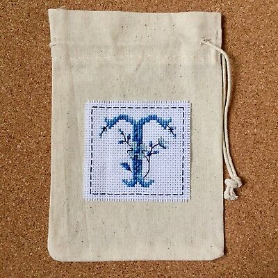 Made to Order Cross Stitch Letter, Name, Word, Applique