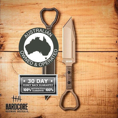 Hardcore Hardware knife military Real Army Combat AUSTRALIAN MADE ASOT-02 D