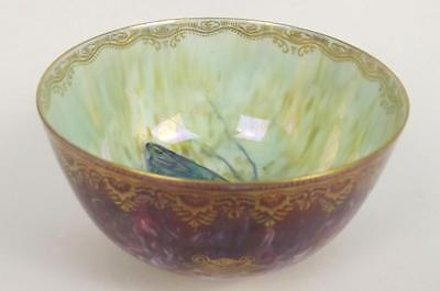 Wedgwood Butterfly Boston Cup Lustre Bowl