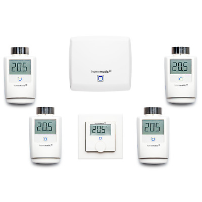 Homematic IP Heizungs Set L