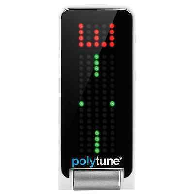 TC Electronic PolyTune Clip - Clip on Guitar Tuner