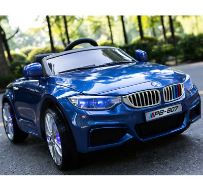 New For 2017 Kids Ride On 12V Bmw 4 Series M4 Style Electric Battery R/c Car