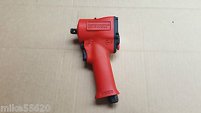 "TENG TOOLS  MINI AIR IMPACT WRENCH 1/2"" Dr Micro Size Gun Max Torque 770 Nm"