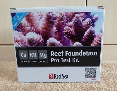 REEF FOUNDATION PRO TEST KIT by RED SEA(#11285251)