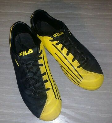 Football boots fila size 9 us