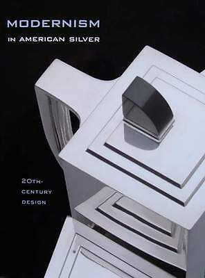 Book/livre : Modernism In American Silver/argent
