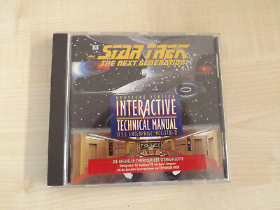 Star Trek The Next Generation Deutsche Version Interactive