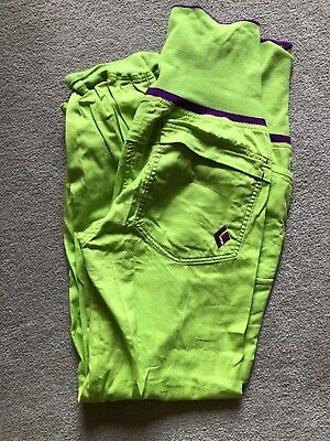 Black Diamond Notion Pants 14 climbing