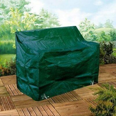 Garden Bench Cover (4 ft) Outdoor Patio Furniture Winter Rain Frost Protection