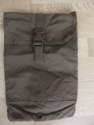Genuine Usmc Coyote Tan Hydration Pouch - Eagle Industries