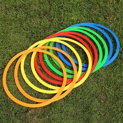 New Kids Children Outdoor Hoop Rings Jump Ability Training Jumping.Toy Hot.NEW