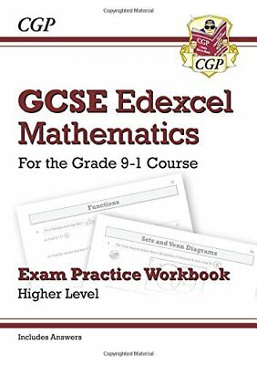 New GCSE Maths Edexcel Exam Practice Workbook: Higher - for the Grade 9-1 Cours