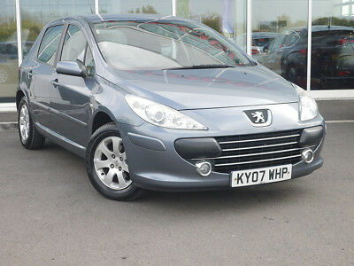 2007 07 PEUGEOT 307 1.4 S 5dr [AC] - ONLY 82808 MILES - APRIL 2018 MOT!