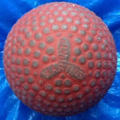 SUPERB,  MARTINS PROPELLER BRAMBLE  GOLF BALL c1910